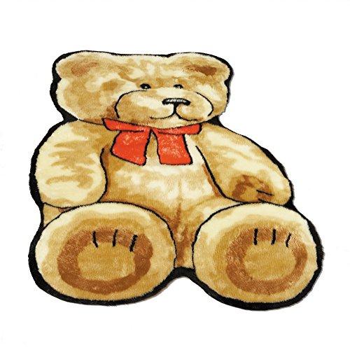 Walk on Me Kids Teddy Bear Rug (2x4 -