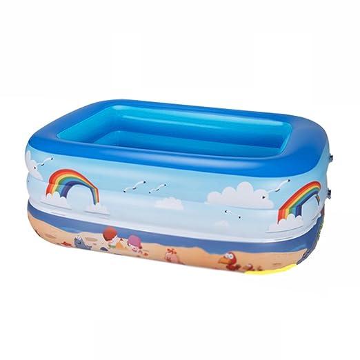 Inflatable Bathtub Bañera Hinchable qz niños Hinchable Piscina ...