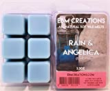 Rain & Angelica (Type) - Scented All Natural Soy Wax Melts - 6 Cube Clamshell 3.2oz Highly Scented!