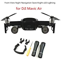 Front View Night Navigation Searchlight LED Lighting for DJI Mavic Air (For DJI MAVIC AIR)