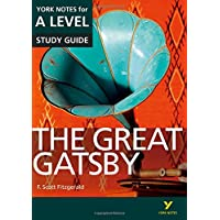 The Great Gatsby: York Notes for A-level (York Notes Advanced)