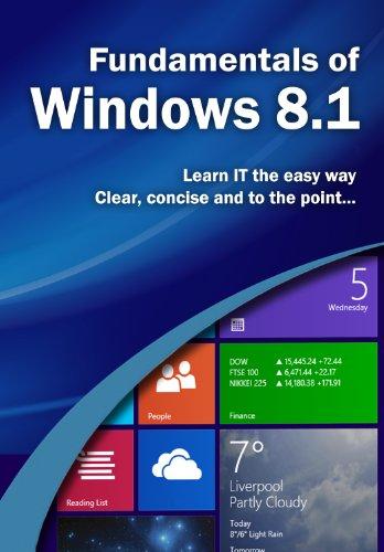 Fundamentals of Windows 8.1 (Computer Fundamentals) Pdf