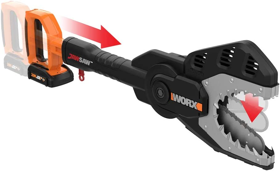 WORX WG320 Cordless Chainsaw