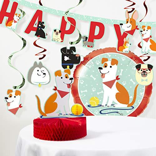Dog Party Birthday Decorations