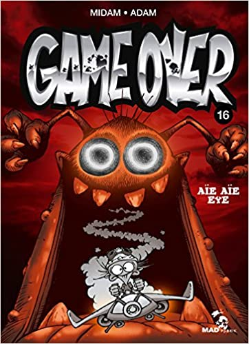 Game Over T16 Aie Aie Amazon Ca Midam Books