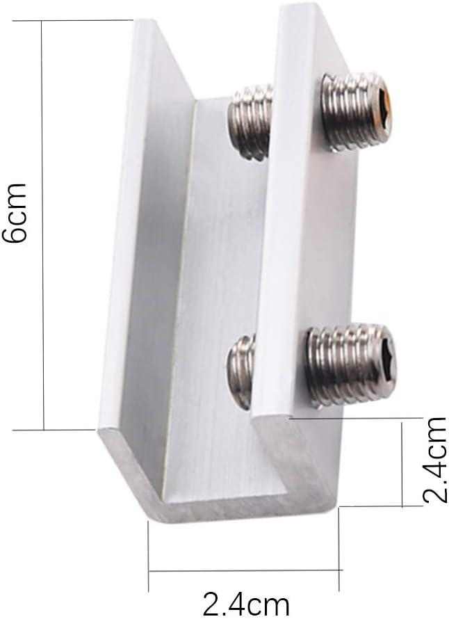 3 Pcs Window Lock Stopper Aluminum Alloy Sliding Wndow Locks for Home Accommodation Child Safety