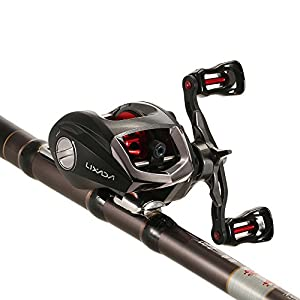 Baitcasting Reel with Magnetic Braking S...