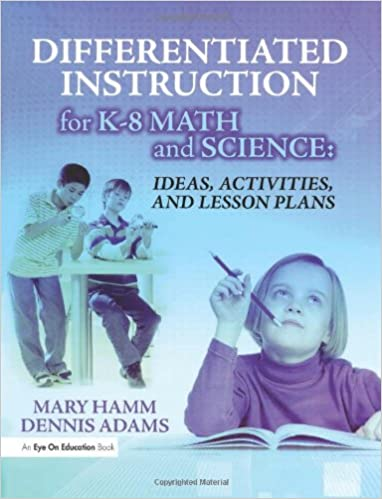 Amazon Differentiated Instruction For K 8 Math And Science