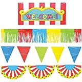 Outdoor Carnival Giant Decorating Kit | Game Collection | Party Accessory