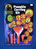 Pumpkin Masters 19-Piece Pumpkin Carving Kit ** 14 Patterns/5 Tools