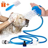 Doommy Pet Bathing Tool,Pet Shower Sprayer for Dogs Cats and Small & Medium...