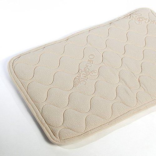 ProMagnet Magnetic Mattress Pad All Natural Cotton - King Pillow Pad