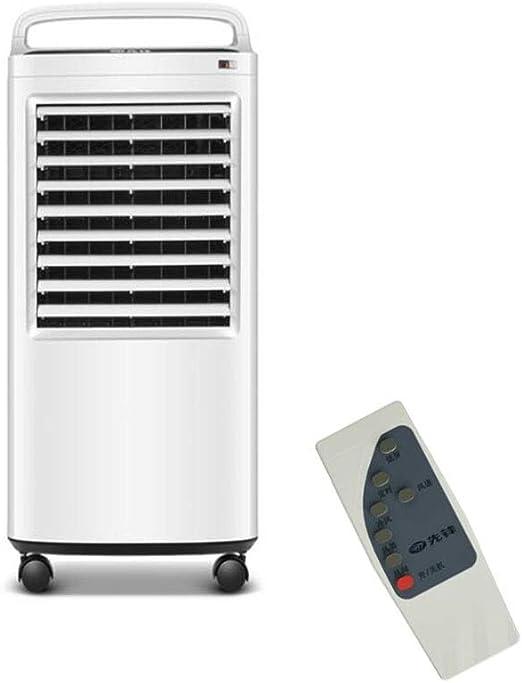 Enfriador de aire por evaporación portátil con humidificación de ...