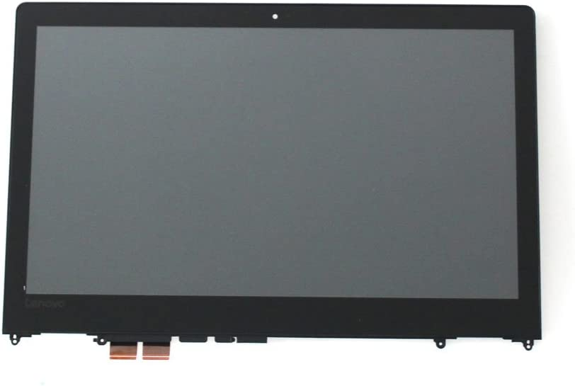 simda- 15.6 FHD LED LCD Touch Screen Digitizer Assembly for Lenovo Flex 4-15 Yoga 510-15