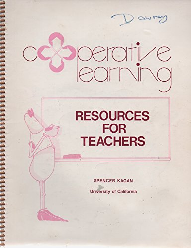Cooperative Learning (Resources For Teachers)