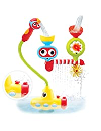 Yookidoo Submarine Spray Station Battery Operated Water Pump with Hand Shower Bath Toy BOBEBE Online Baby Store From New York to Miami and Los Angeles