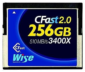 Avanzados 512 GB CFast 2,0 tarjeta de memoria: Amazon.es ...