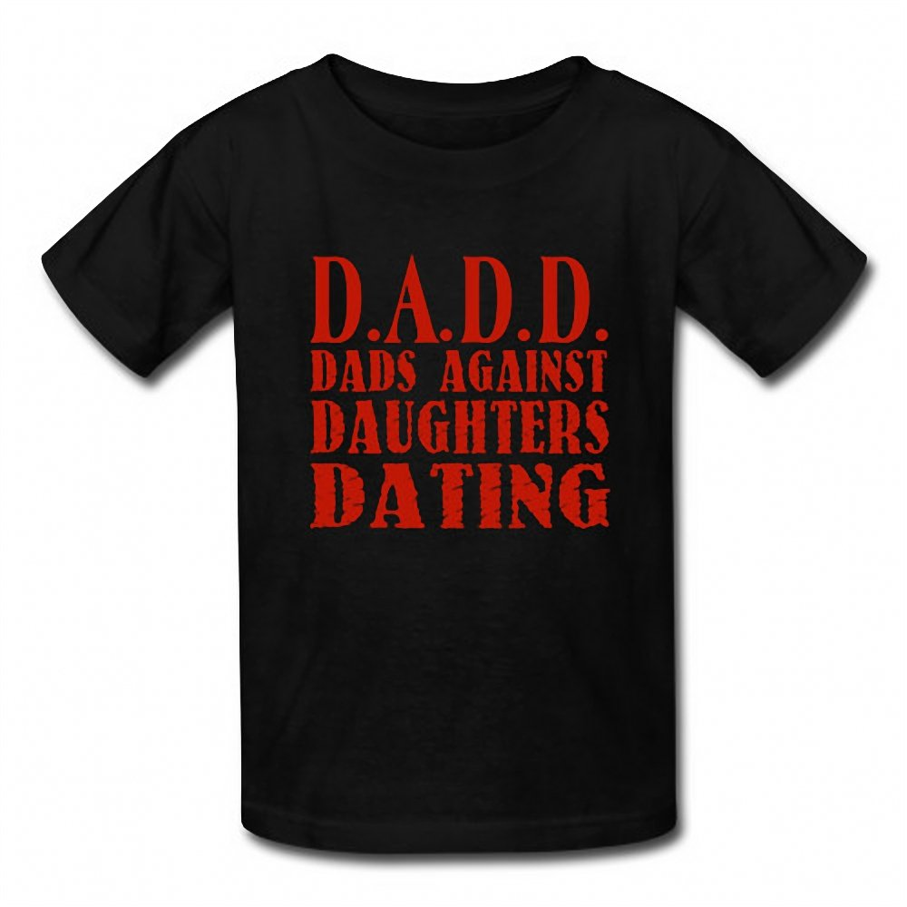 DADD Dads Against Daughters Dating Funny Mens T-Shirt