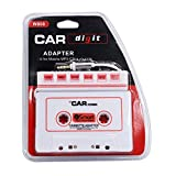 Best Car Cassette Adapters - KELike Cassette to Aux Adapter 3.5 mm car Review