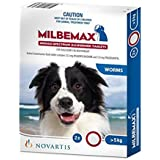 Milbemax All-wormer for Dogs 5-25 Kg Pet Meds