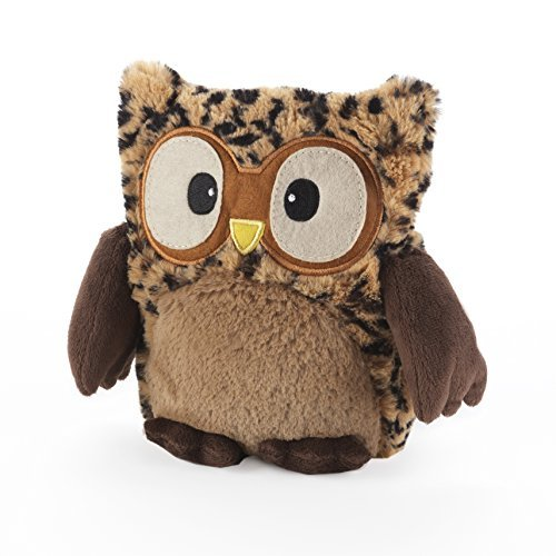 Intelex Hooty Owl Tawny Heat Patch (Microwave Heating Stuffed Animals compare prices)