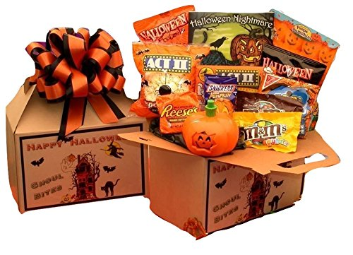 Ghoul and Goblins Halloween Care Box - Great for All (Ghouls And Goblins Halloween)