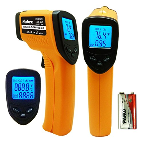 Laser Lcd Digital Ir Infrared Thermometer Temperature