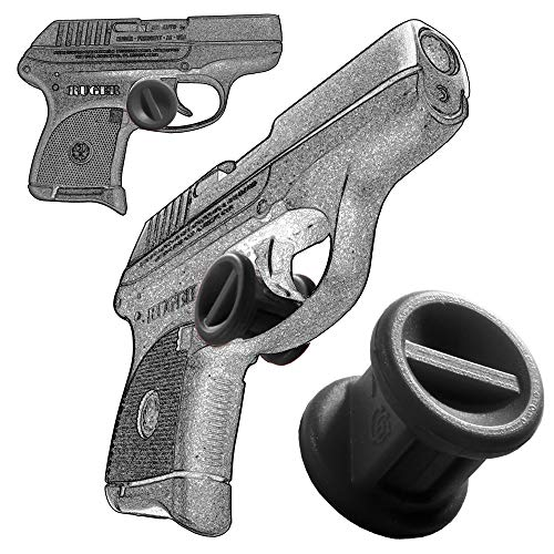 Garrison Grip ONE Micro Trigger Stop Holster Fits Ruger LCP 380 s18 Black