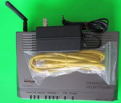 Amazon Actiontec GT704WG 54Mbps Wireless G DSL Gateway Modem