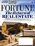 img - for Fortune April 11 2011 The Return of Real Estate, The Future of Nuclear Power, Fortune's Forum on Green Energy book / textbook / text book