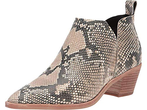 Dolce Vita Women's Sonni Snake Print Embossed Leather 13 M US