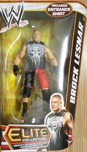 WWE Elite Series 19 Brock Lesnar Action Figure by WWE