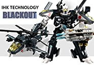 Transformers Age of Extinction Action Figures Robots BLACKOUT SKYHAMMER 3