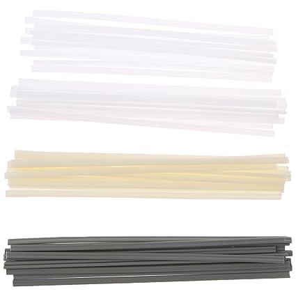 50 varillas de soldadura de plástico para soldadura de plástico ABS ...