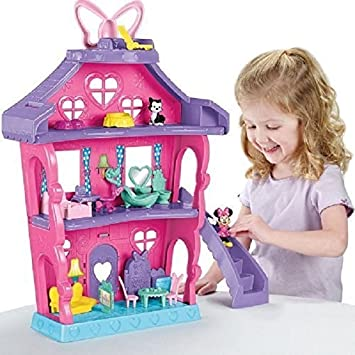 Buy Minnie Mouse Polka Dot House by Disney Junior Online at Low