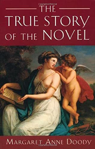book cover of The True Story of the Novel