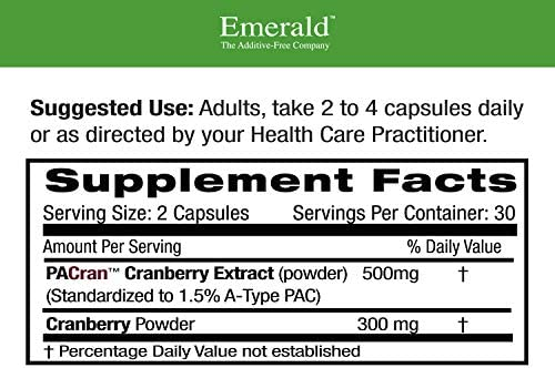 Emerald Labs Cranberry Extract