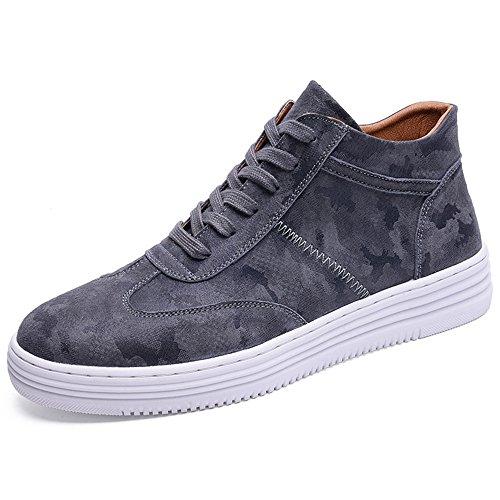 Men's Shoes Feifei Winter Keep Warm Movement Casual Shoes 3 Colors (Color : 01, Size : EU39/UK6.5/CN40)