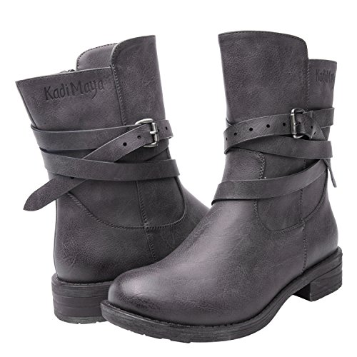 Women's KadiMaya1602-2 Boots 9M