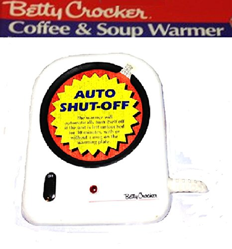 BETTY CROCKER Coffee Soup Warmer