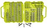 RYOBI 130 piece drilling & driving kit