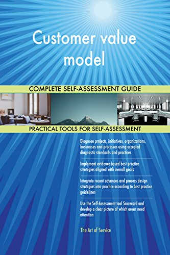Customer value model Toolkit: best-practice templates, step-by-step work plans and maturity diagnostics