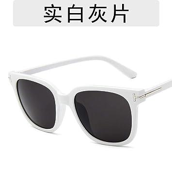 Gafas De Sol Moda Hombre Retro T-Retorcido Diseñador ...