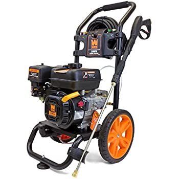amazon com simpson ms60763 s megashot gas pressure washer garden