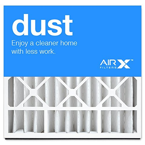 AIRx Filters Dust 20x20x5 Air Filter MERV 8 AC Furnace Pleated Air Filter Replacement for Skuttle 000-0448-003 (Model # DB-20-20) Box of 1, Made in the USA -  20x20x5AB-DUST