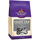 Old Mother Hubbard Classic Crunchy Natural Dog Treats, Char-Tar Small Biscuits, 20-Ounce Bag