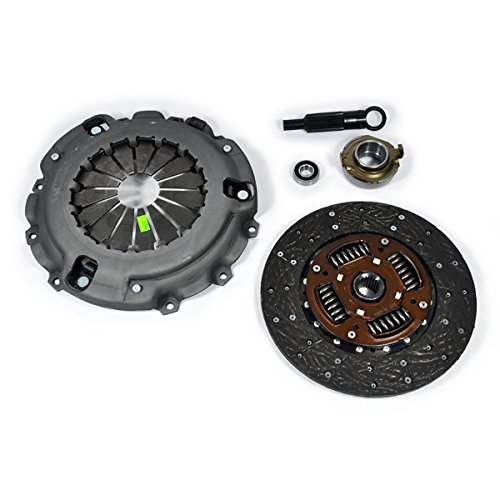 - EFT HD CLUTCH KIT 1989-1993 MAZDA B2600 PICKUP FUEL INJECTED MPV VAN 2.6L 3.0L