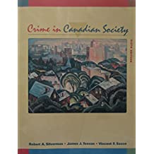 Crime in Canadian Society