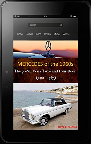 W220 Chassis (Mercedes-Benz 300SE, SEC W112 Fintail with buyer's guide and chassis number, data card explanation: 300SE, SE lang, Cabriolet and Coupe, updated March 2018)