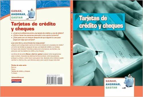 Tarjetas de crédito y cheques (Ganar ahorrar gastar ...